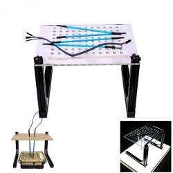Tricore BDM FRAME with 4pcs Probe Pens Full Set For KESS KTAG FGTECH DIMSPORT MAGICPRO LED Light Assistant